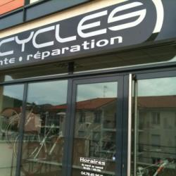 MAGASIN G-CYCLES à VAUGNERAY